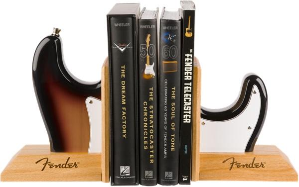 Fender Strat Body Bookends Sunburst