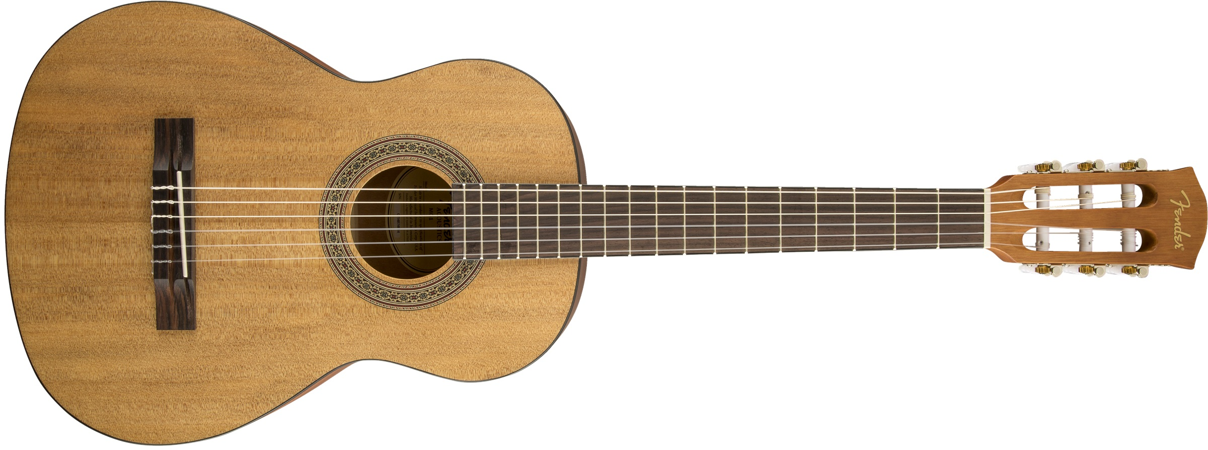 Fender FA-15N Nylon 3/4