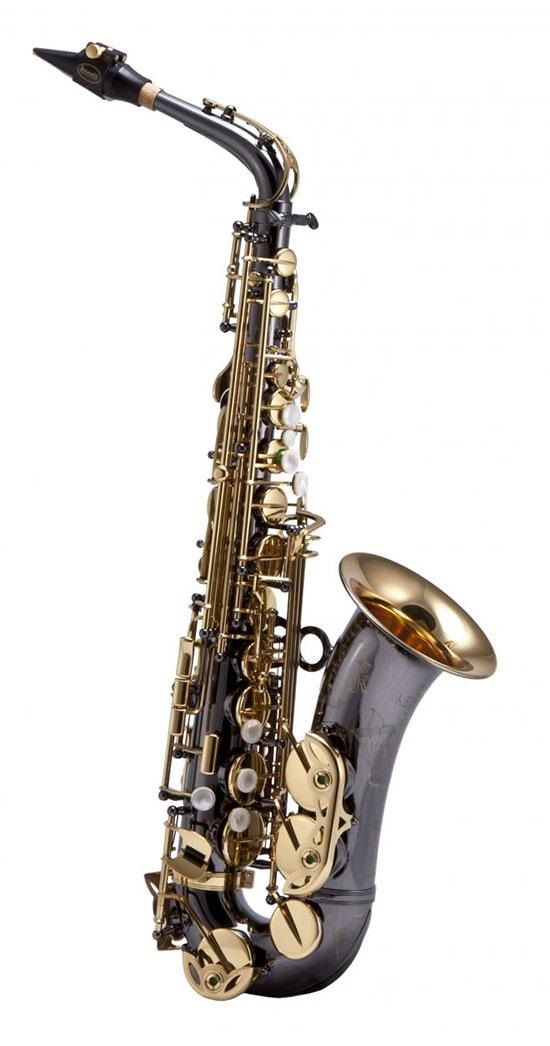 Keilwerth SX90R Alto Black nickel