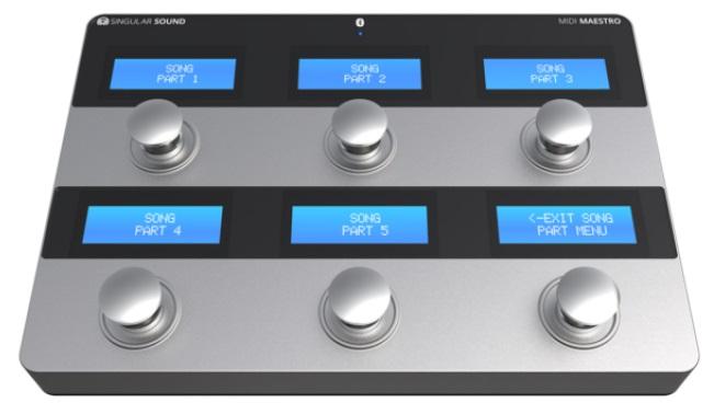 Singular Sound BeatBuddy Midi Maestro
