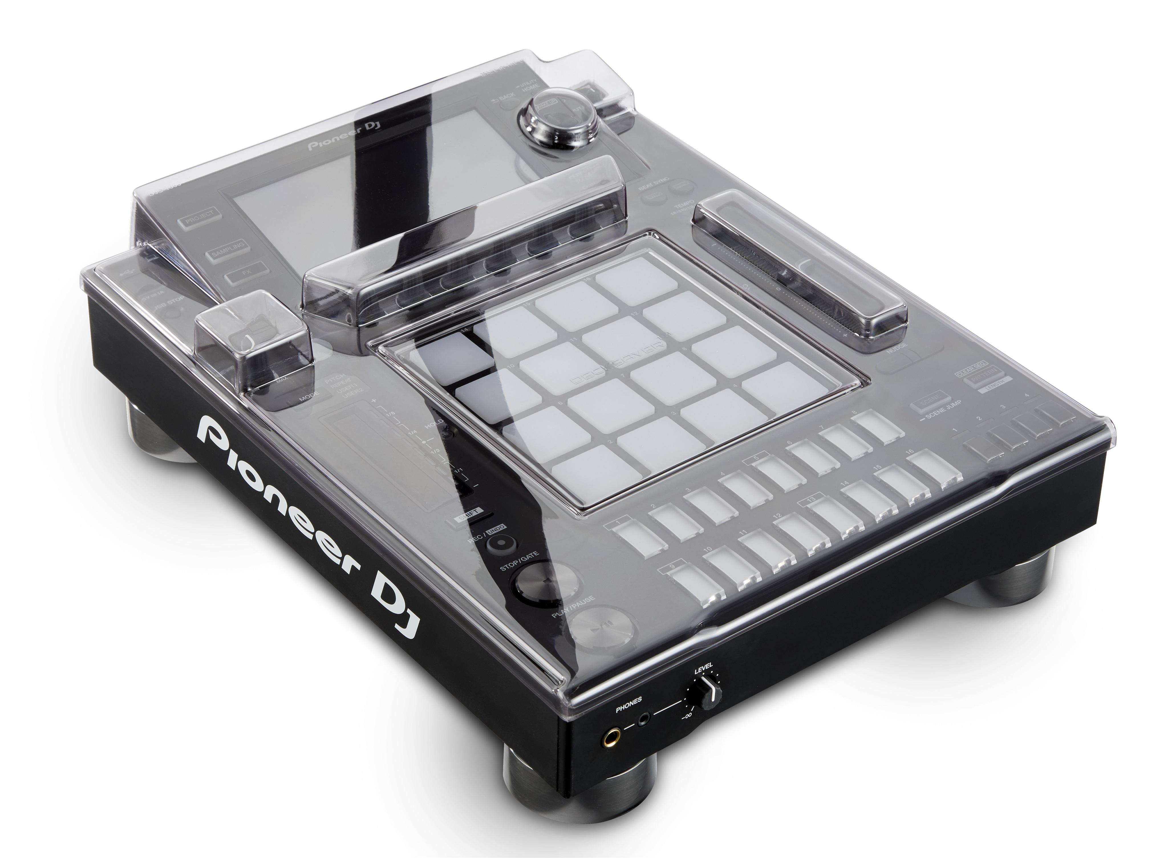 Decksaver Pioneer DJS-1000 Cover