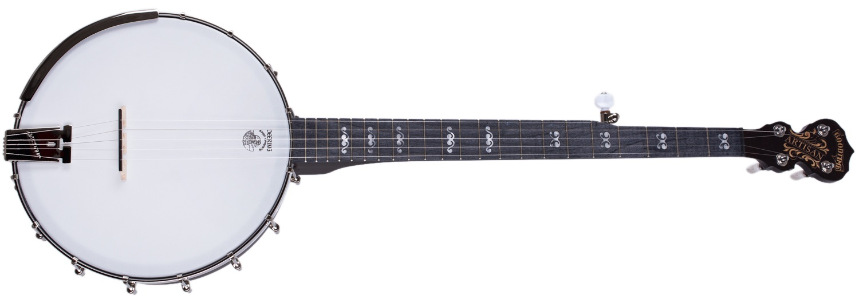 Deering Artisan Goodtime Openback Banjo