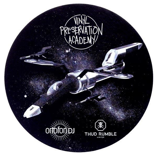 Ortofon DJ Slipmat Q.Bert Starship