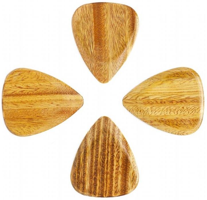 Timber Tones Lignum Vitae 4 Pcs