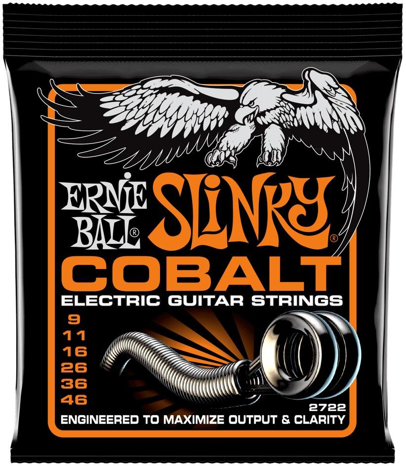 Ernie Ball Cobalt Hybrid Slinky