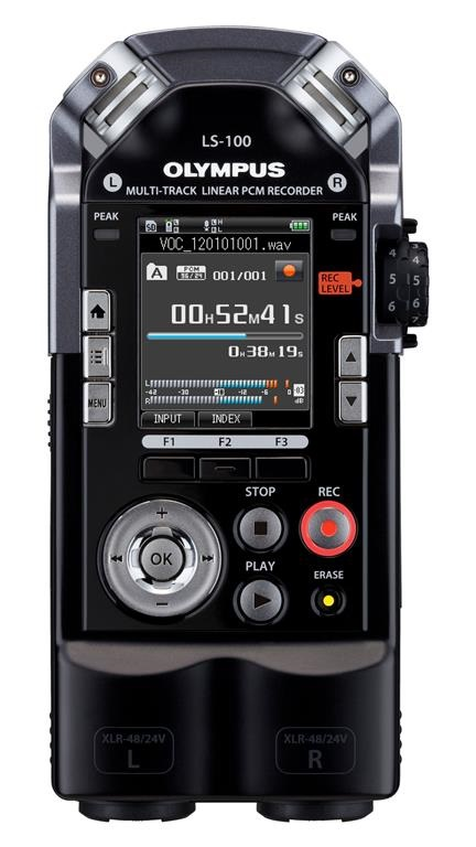 Fotografie Olympus LS-100 standard