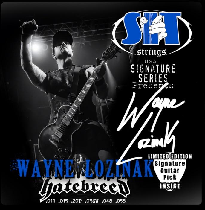 SIT Wayne Lozinak - Hatebreed 11-58