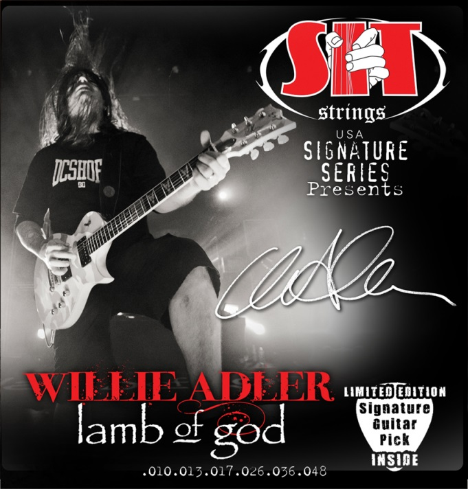 SIT Willie Adler - Lamb of God 10-48