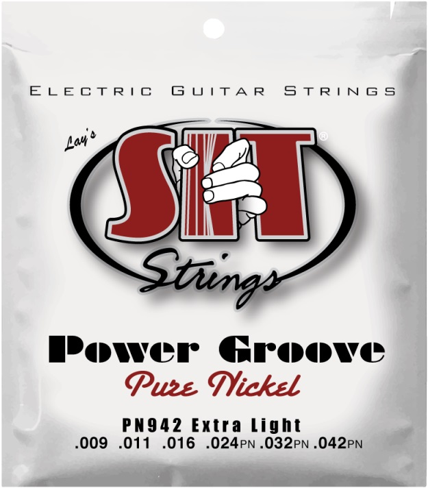 SIT Power Groove Extra Light 9-42