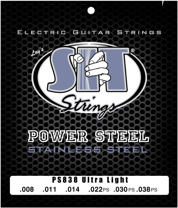 SIT Power Steel Ultra Light 8-38