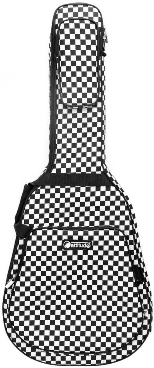 Attitude Busker Dreadnought Bag Chess