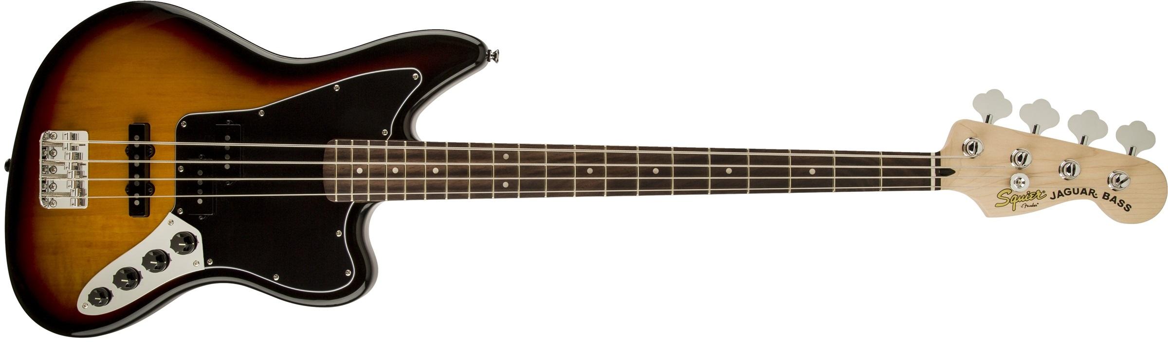 Fender Squier Vintage Modified Jaguar Bass SPCL 3TS