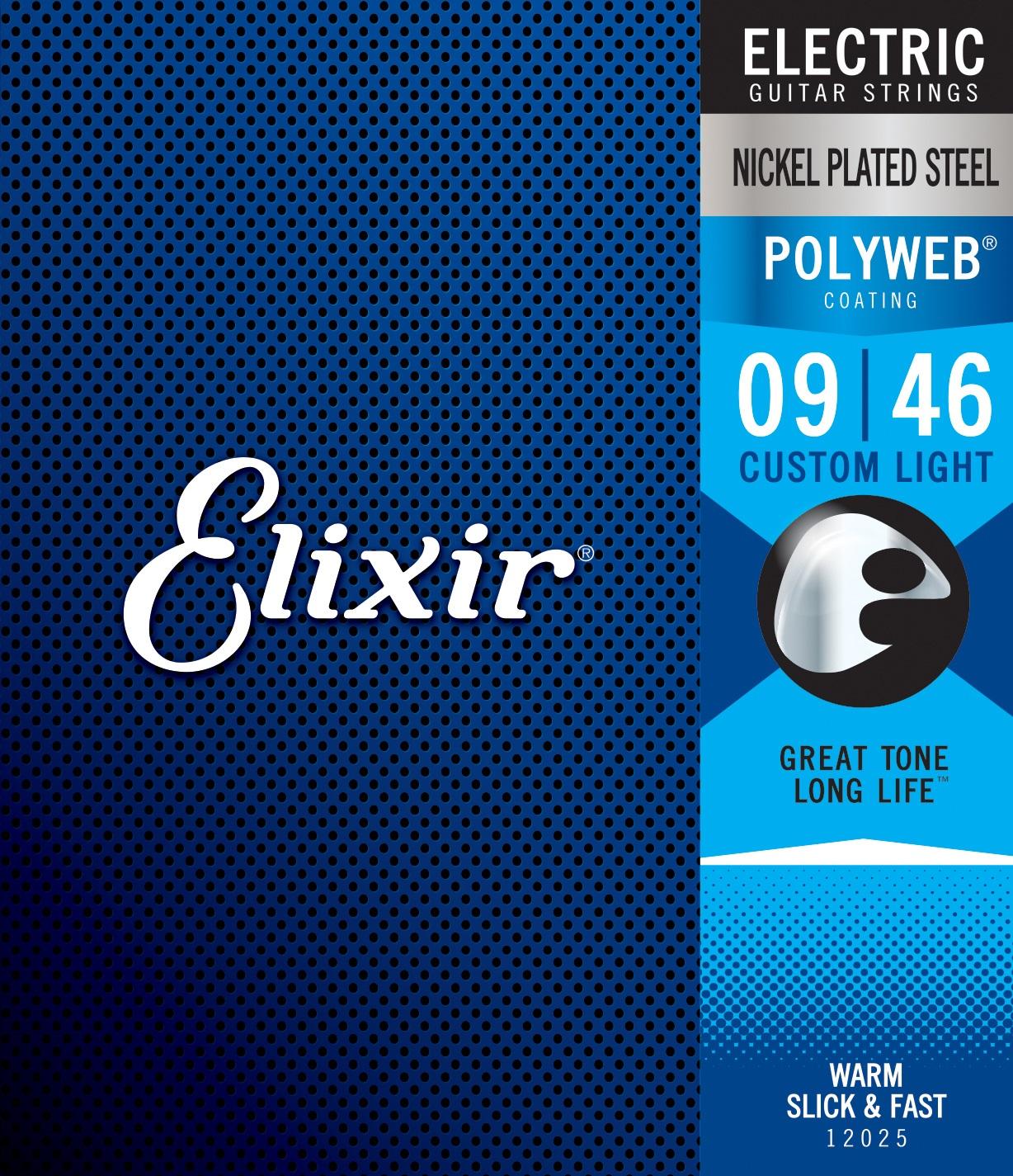 Elixir Polyweb Custom Light
