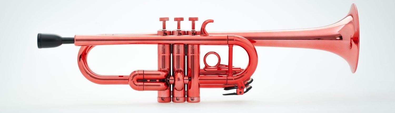 Tromba C Trumpet RD Metal