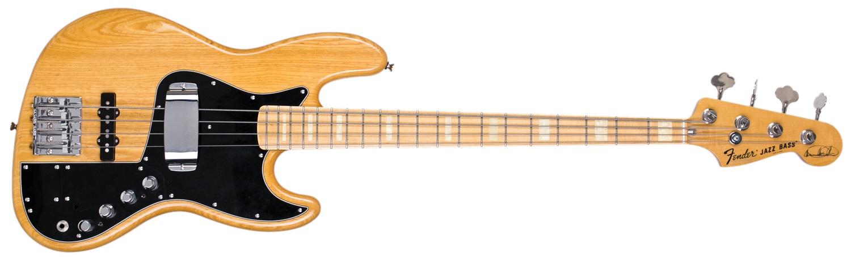 Fender 2008 Marcus Miller Jazz Bass MIJ