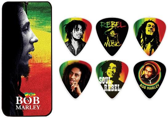 Dunlop Bob Marley Rasta BOB-PT02H