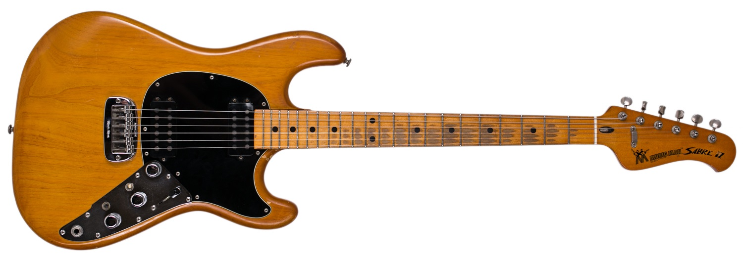 Music Man 1978 Sabre II