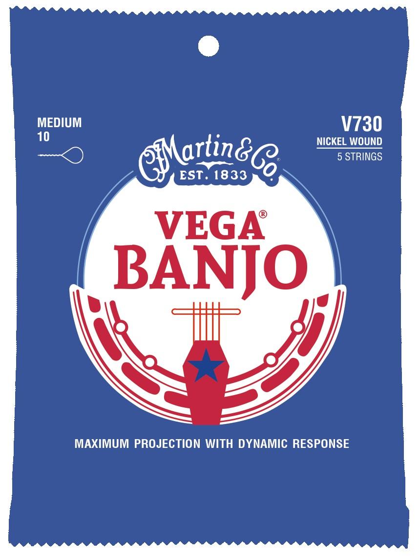 Martin Vega Banjo Medium