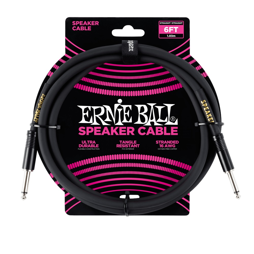 Ernie Ball 6072 Speaker cable series