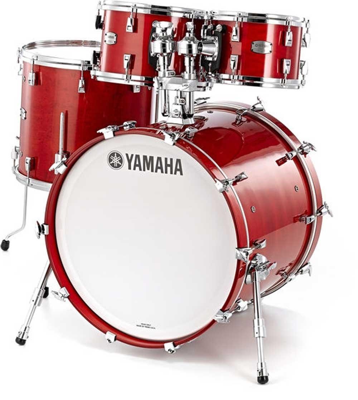 Fotografie Yamaha Absolute Hybrid Maple Red Autumn Rock Set