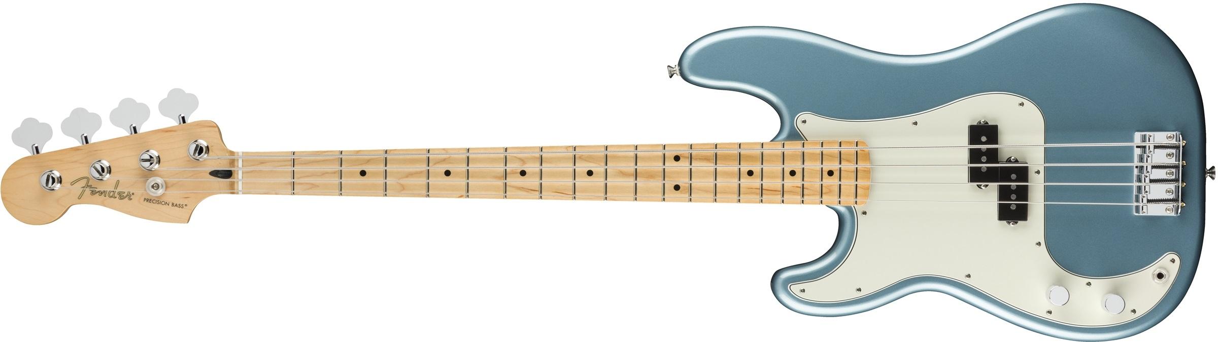 Fender PLAYER P BASS LH MN TPL