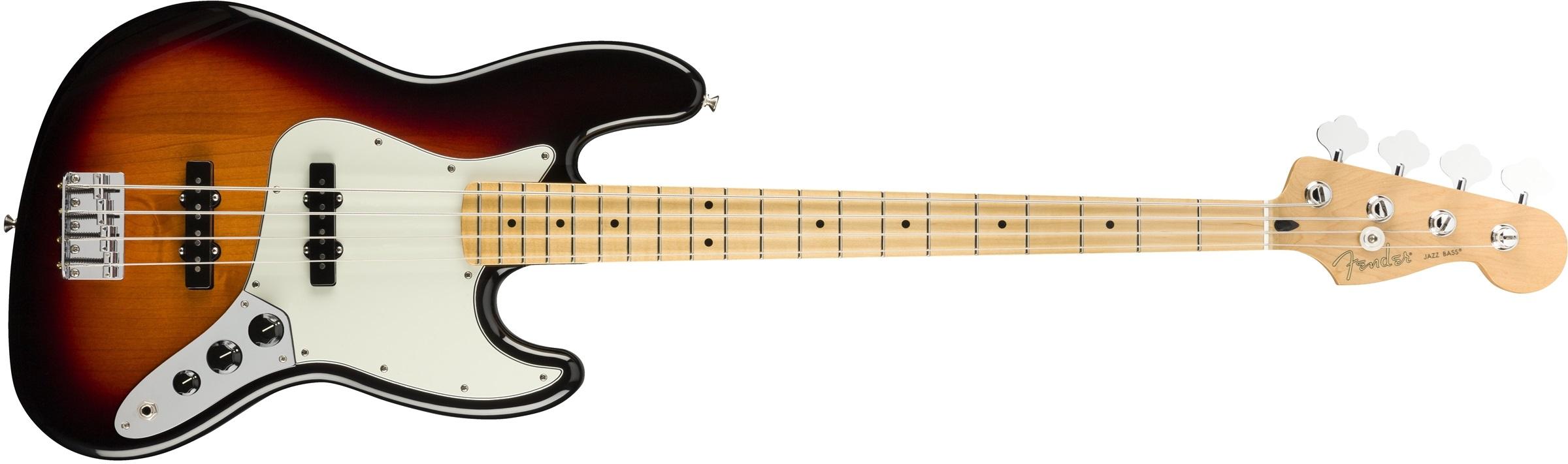 Fender PLAYER JAZZ BASS MN 3TS