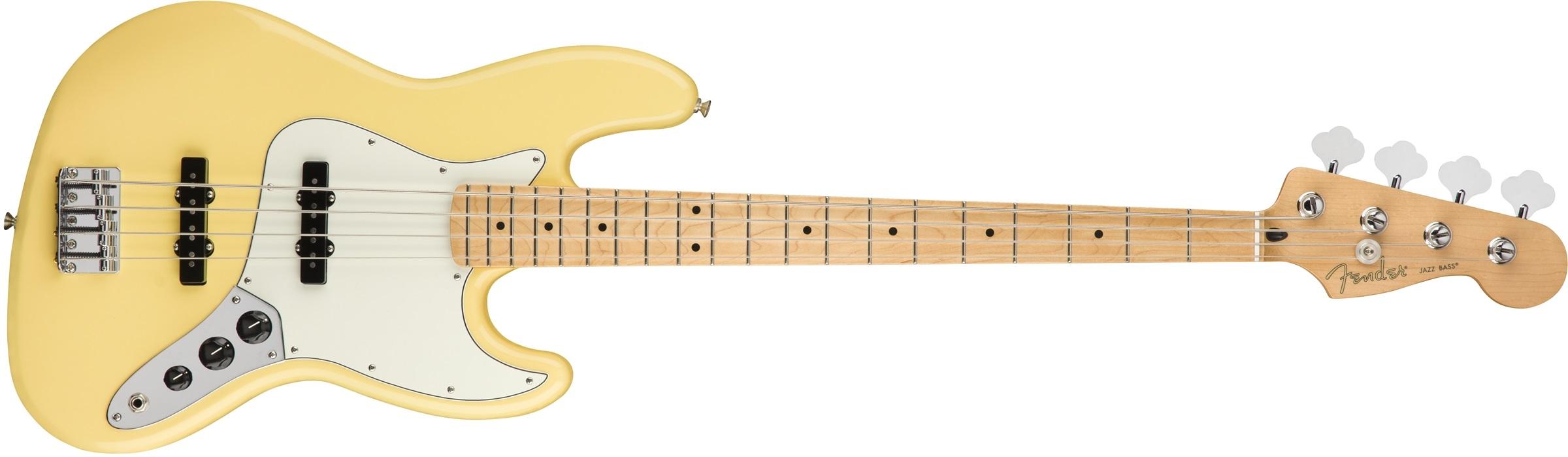 Fender PLAYER JAZZ BASS MN BCR