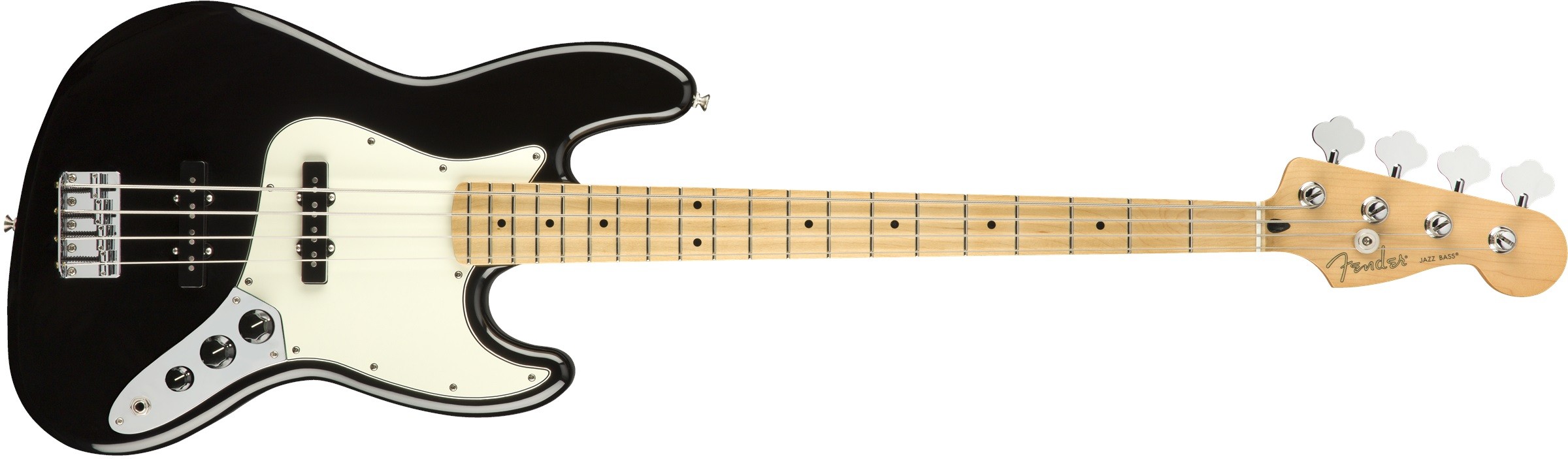 Fender PLAYER JAZZ BASS MN BLK