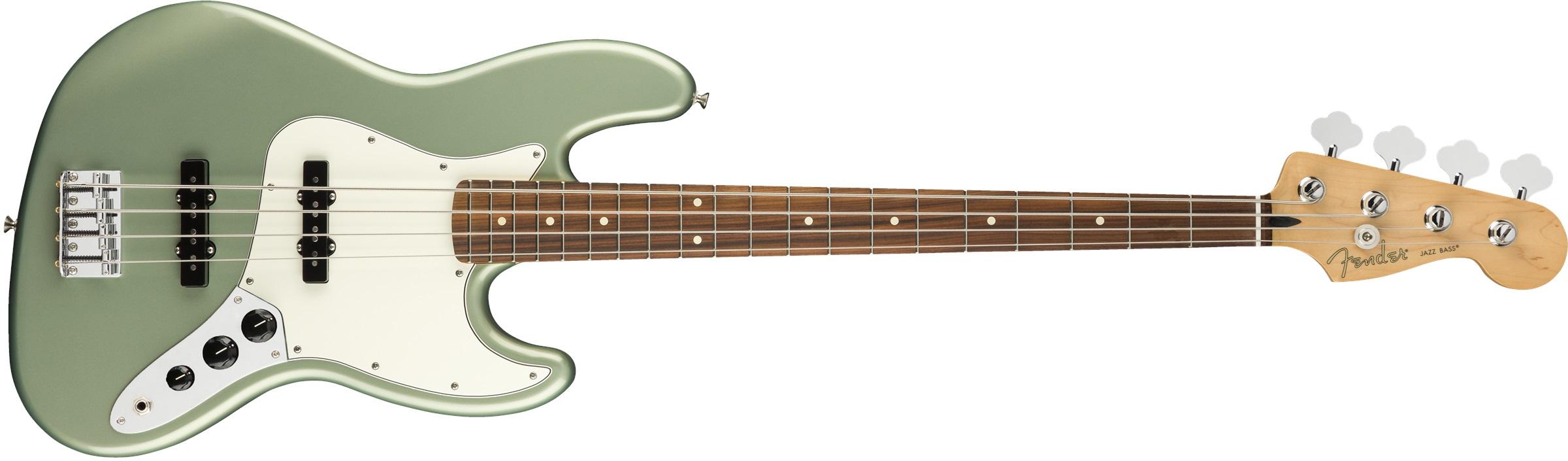 Fender PLAYER JAZZ BASS PF SGM