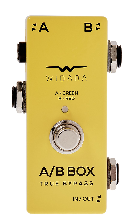Widara A/B Box Mini LED Yellow