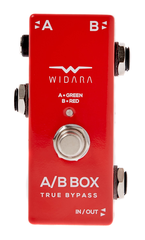 Widara A/B Box Mini LED Red