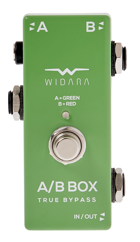 Widara A/B Box Mini LED Green