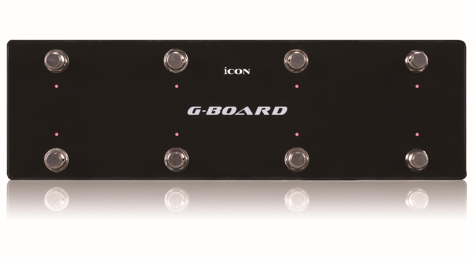 Icon G-Board black