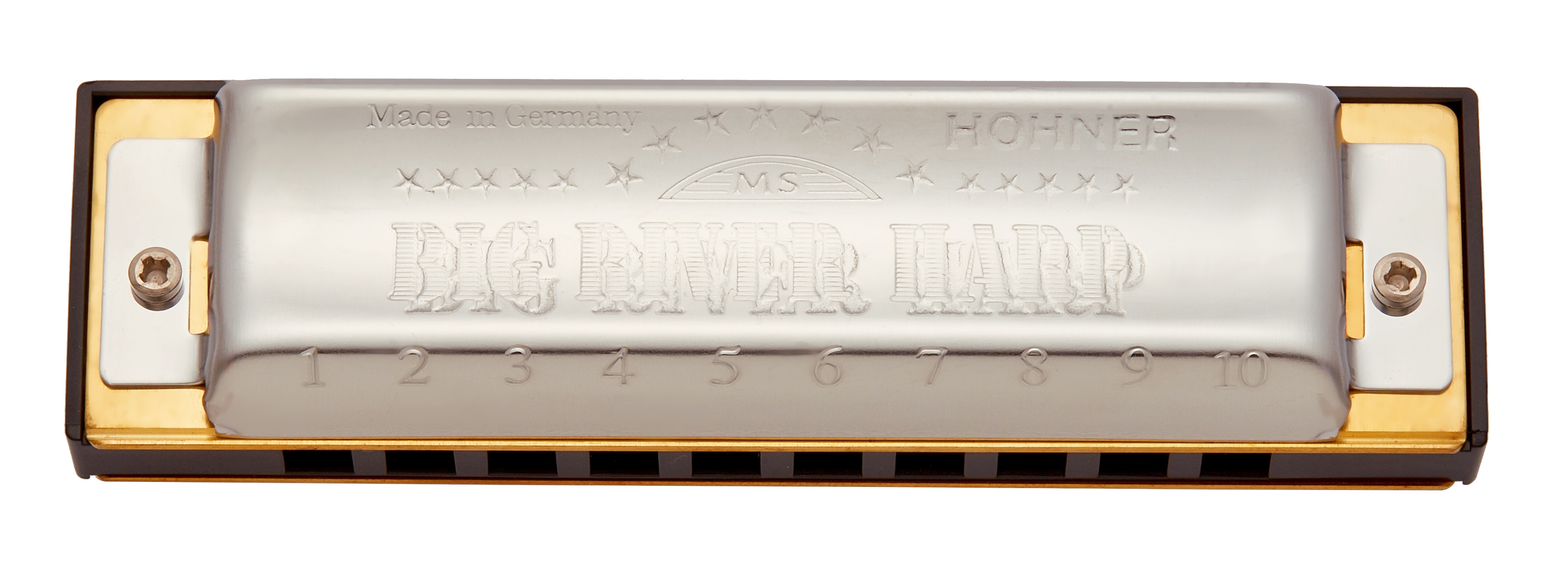 Hohner Big River Harp G-major
