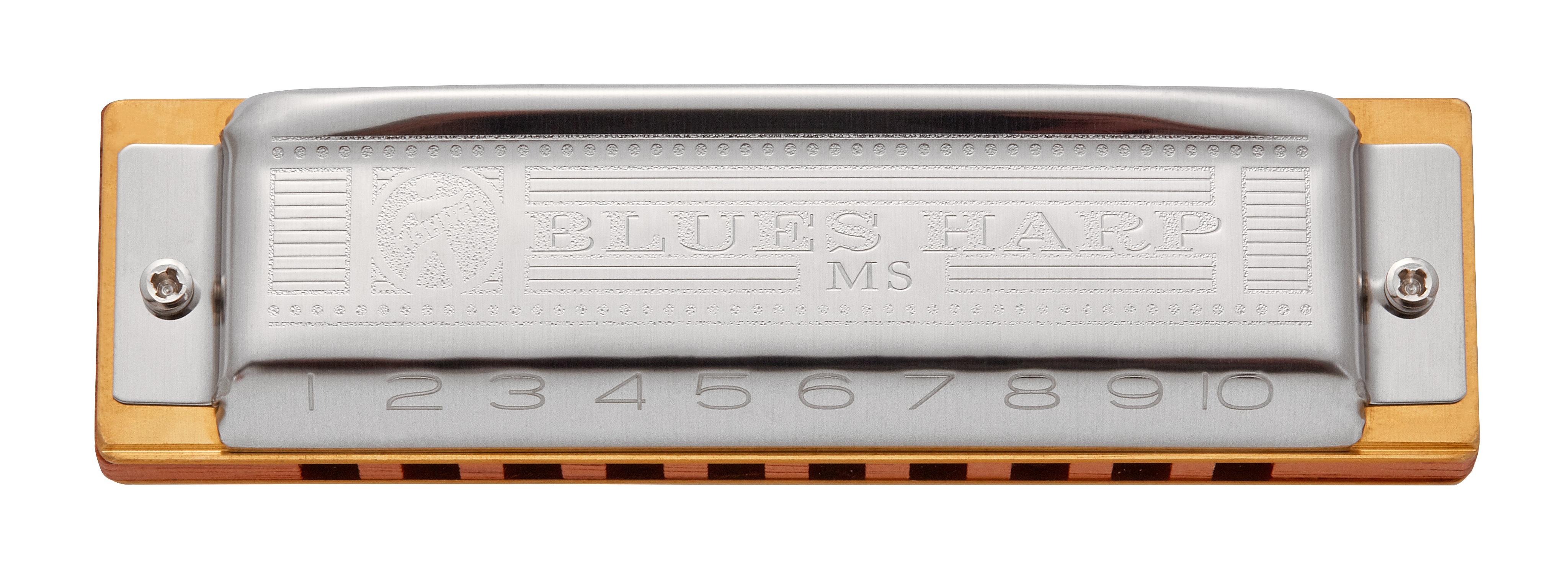 Hohner Blues Harp ProPack (C-, G-, A-major)