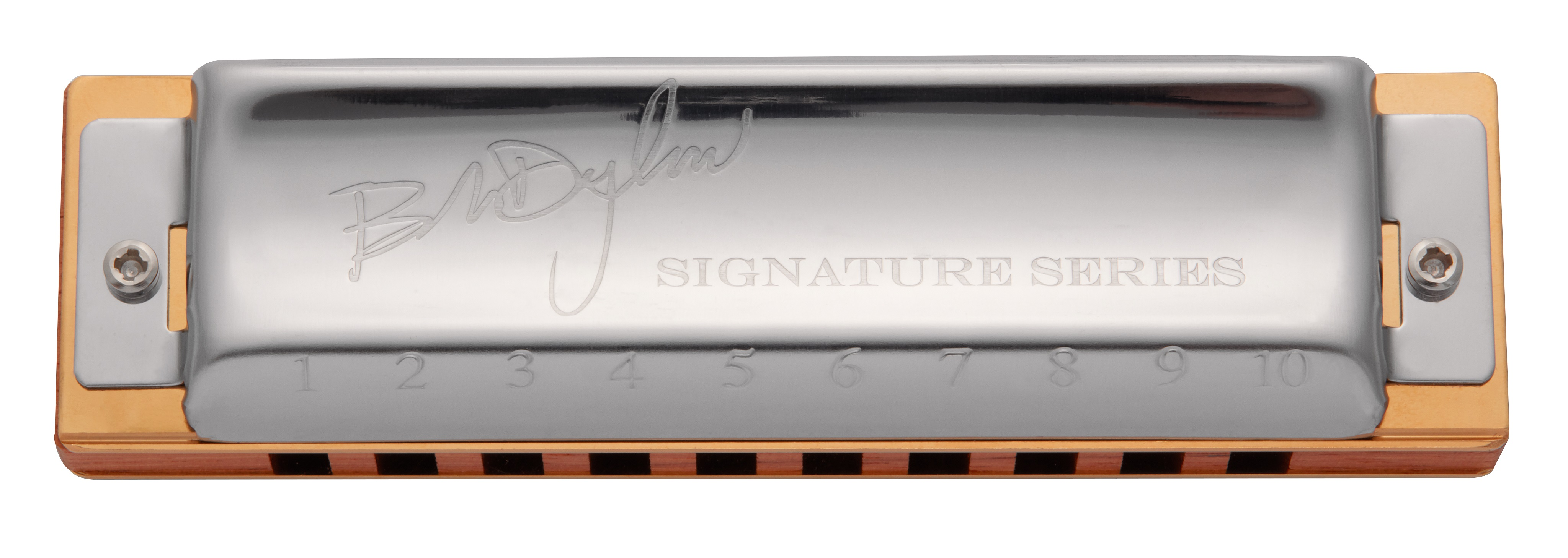 Hohner Bob Dylan Signature Series C / in magnetic cardboard box