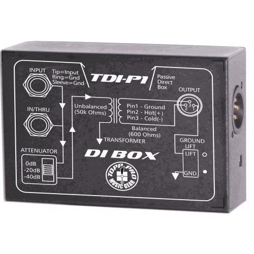 Topp Pro TDIP1