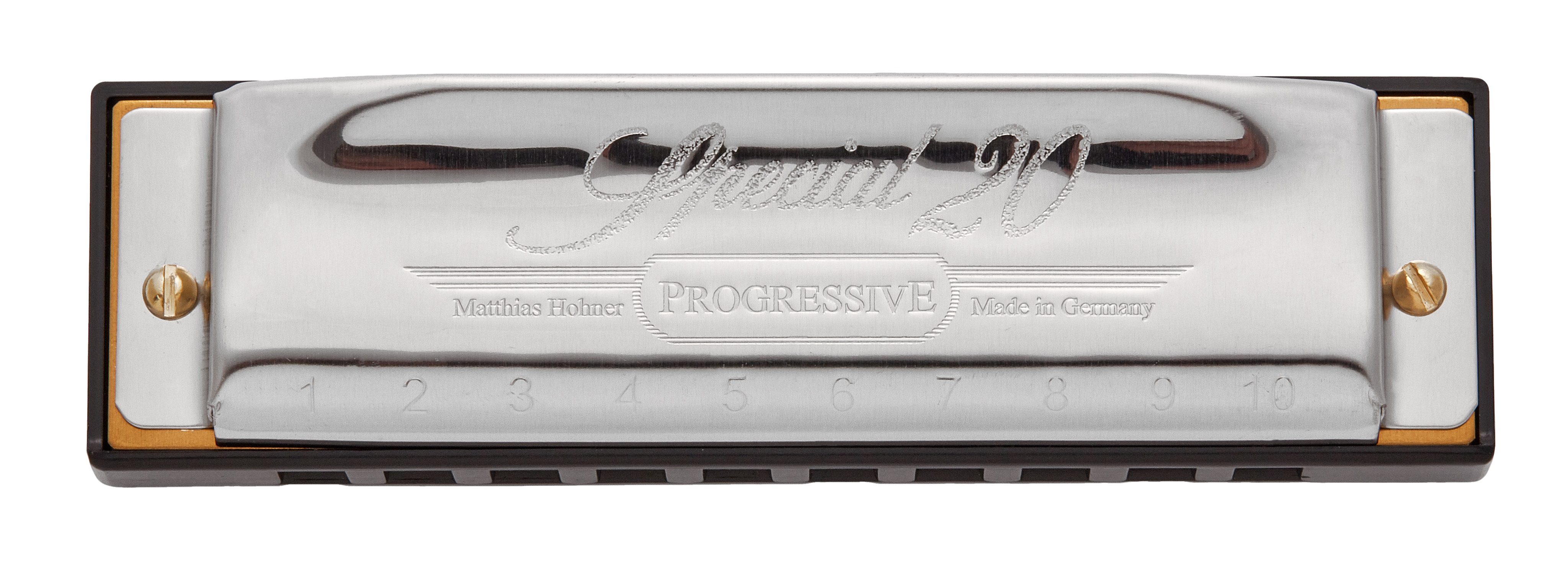 Hohner Special 20 G-major, high octave