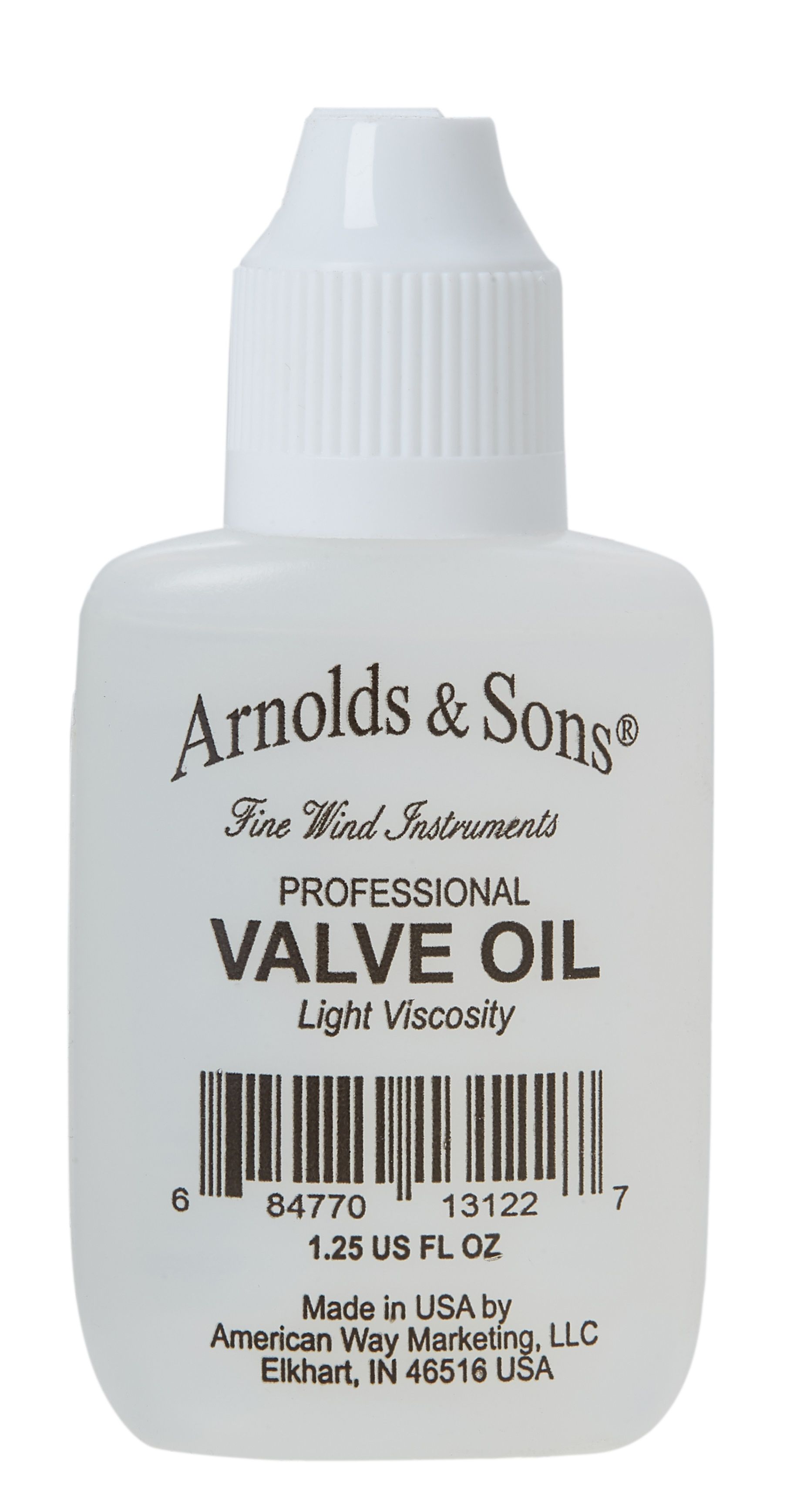 Fotografie Arnolds & Sons Valve oil