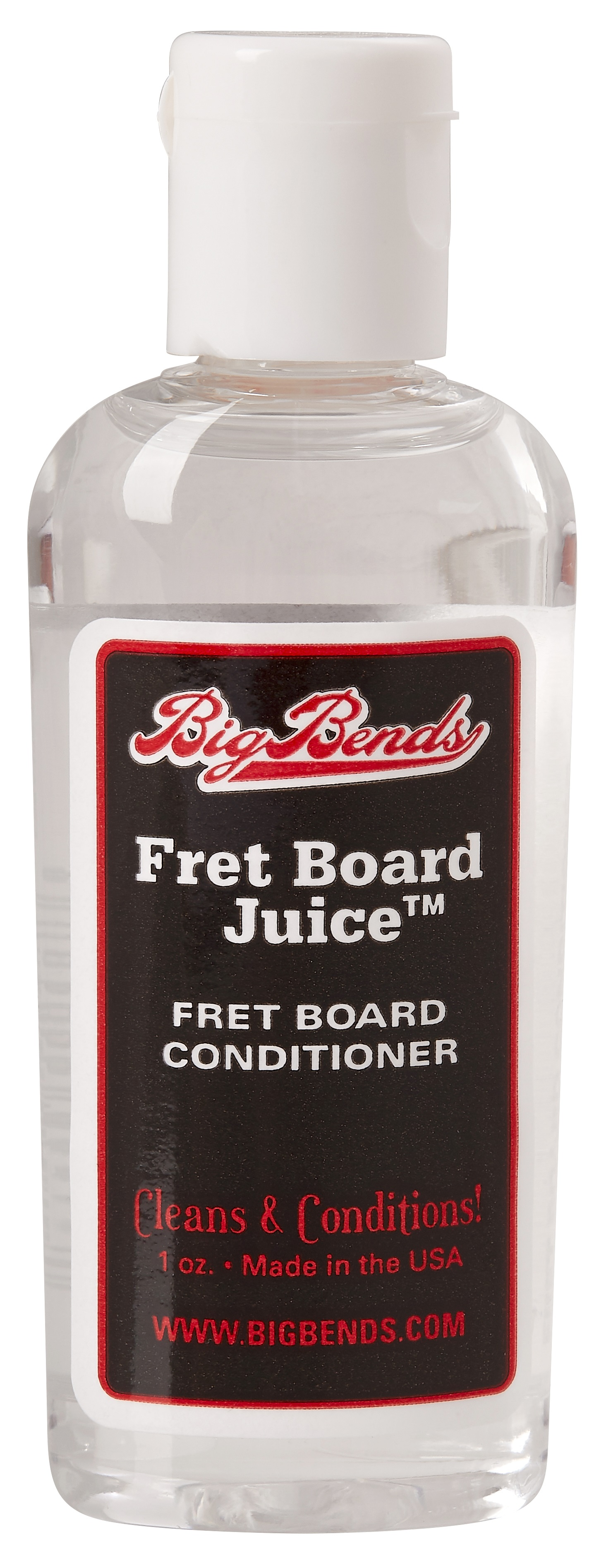 Big Bends Fret Board Juice 1