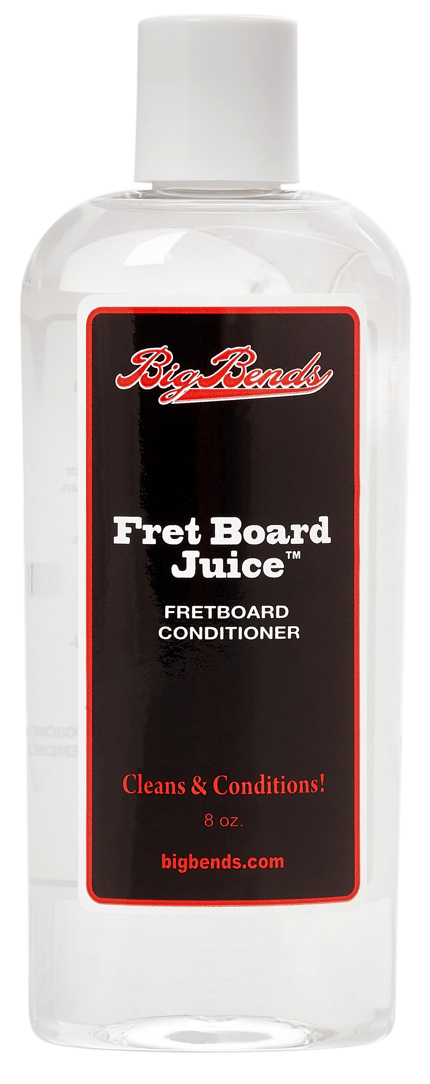 Big Bends Fret Board Juice 8
