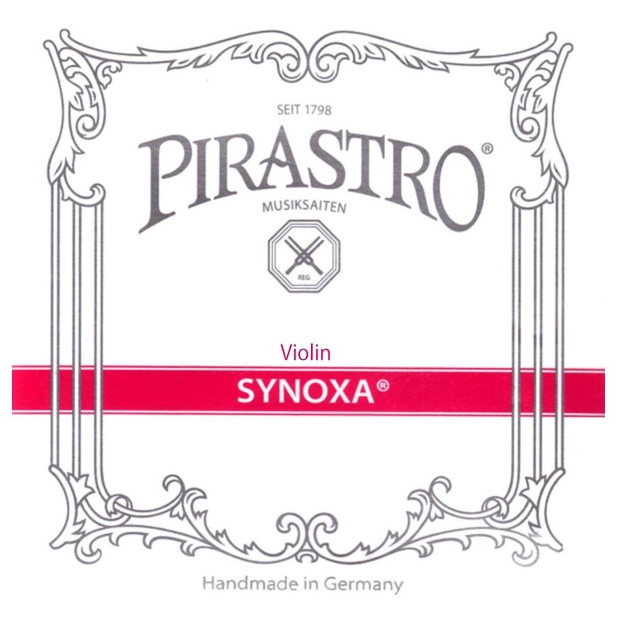 Pirastro Synoxa Vln Set E-ball medium