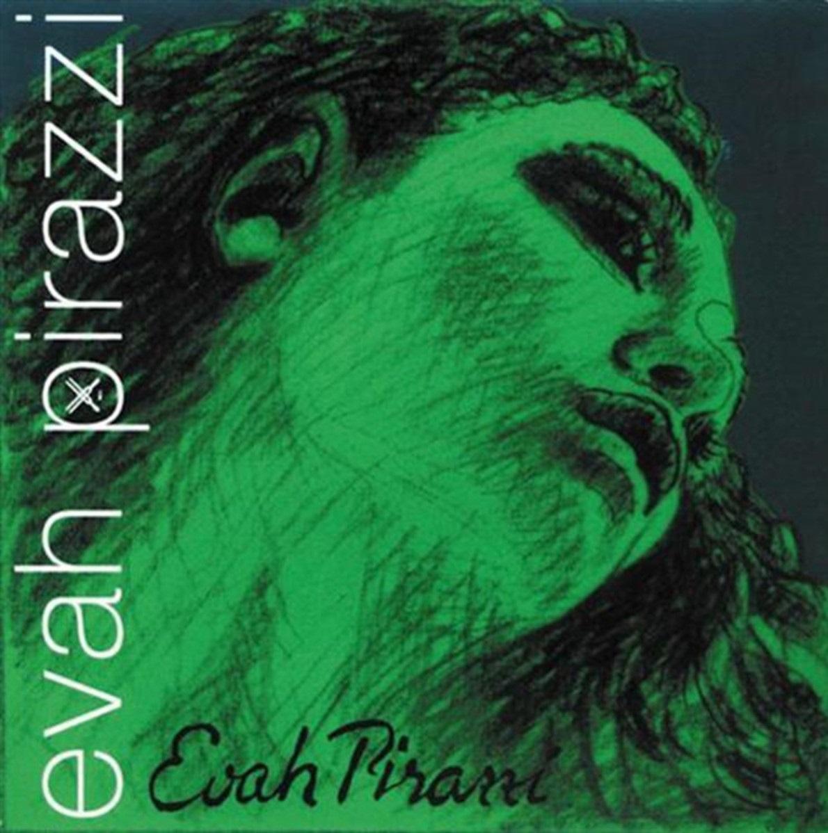 Pirastro Evah Pirazzi Vln Set E-ball medium