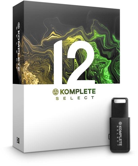 Native Instruments KOMPLETE 12 Select