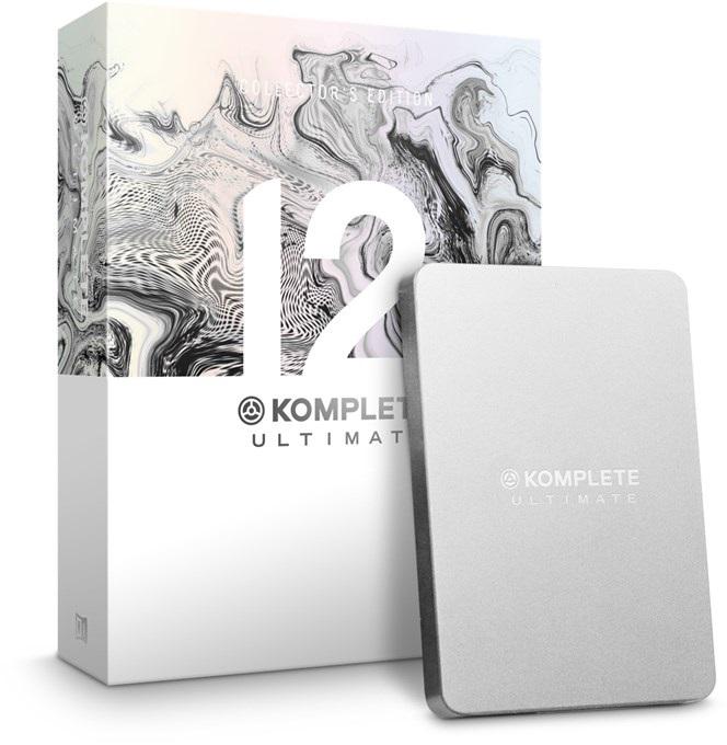 Native Instruments KOMPLETE 12 ULTIMATE Collectors Edition UPG K8-12