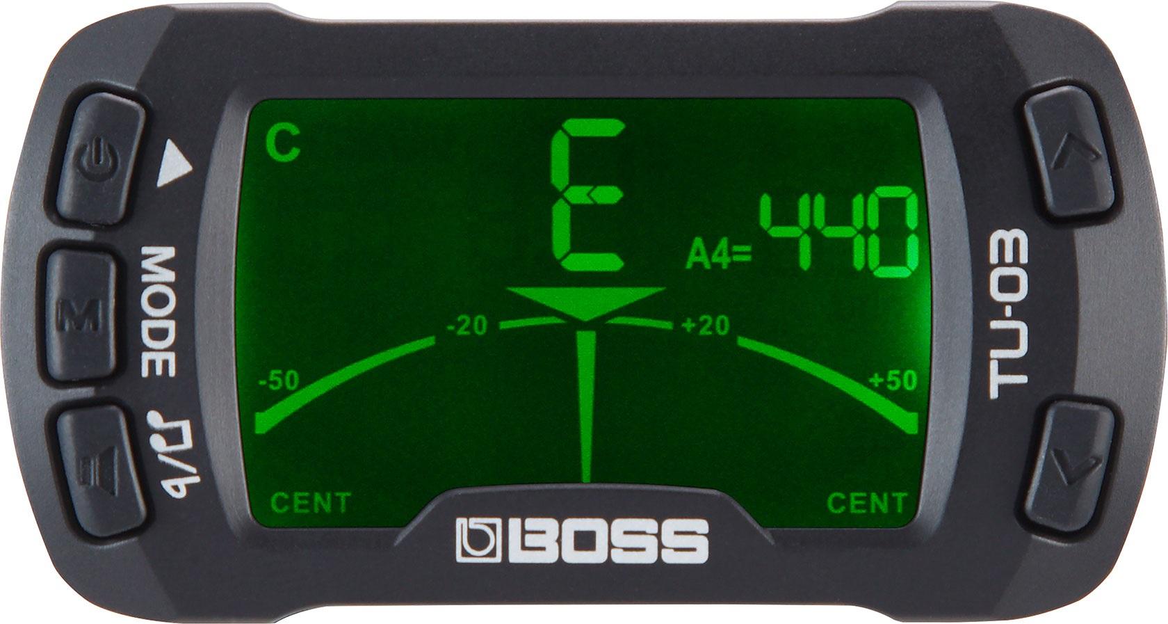 Boss TU-03