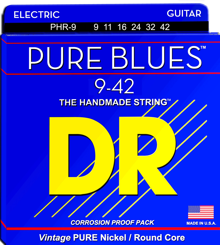 DR Pure Blues 9/42