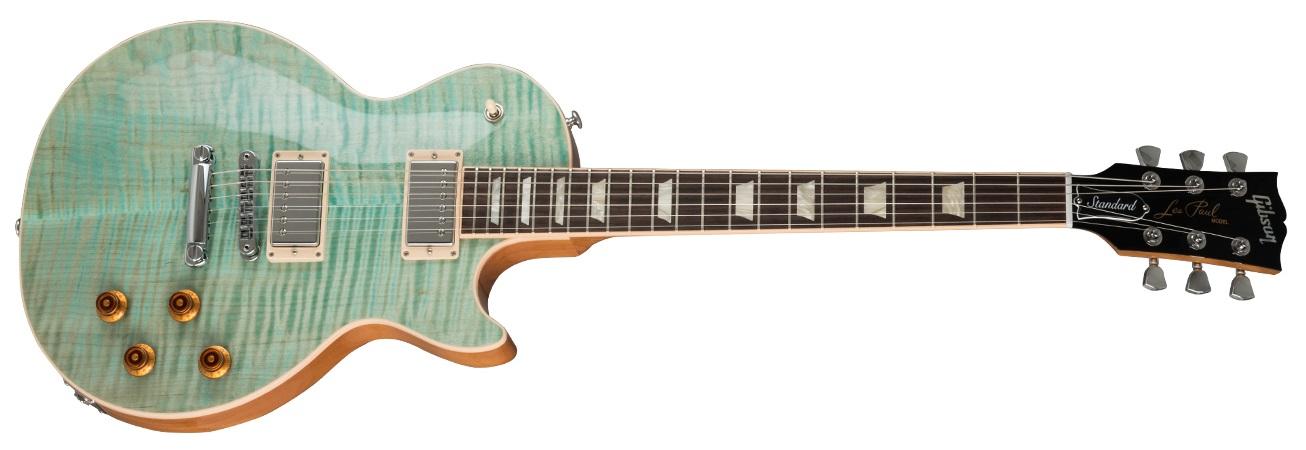 Gibson Les Paul Standard 2019 Seafoam Green