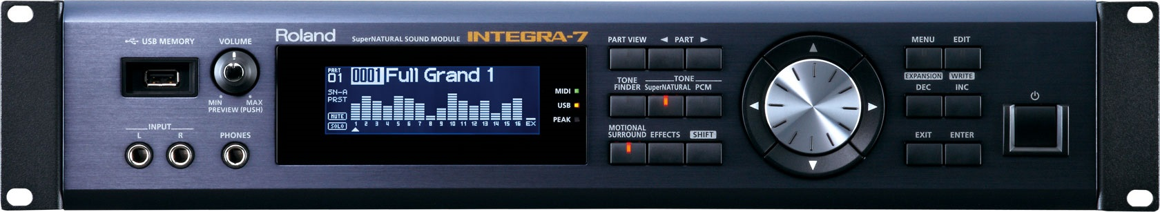 Roland Integra-7
