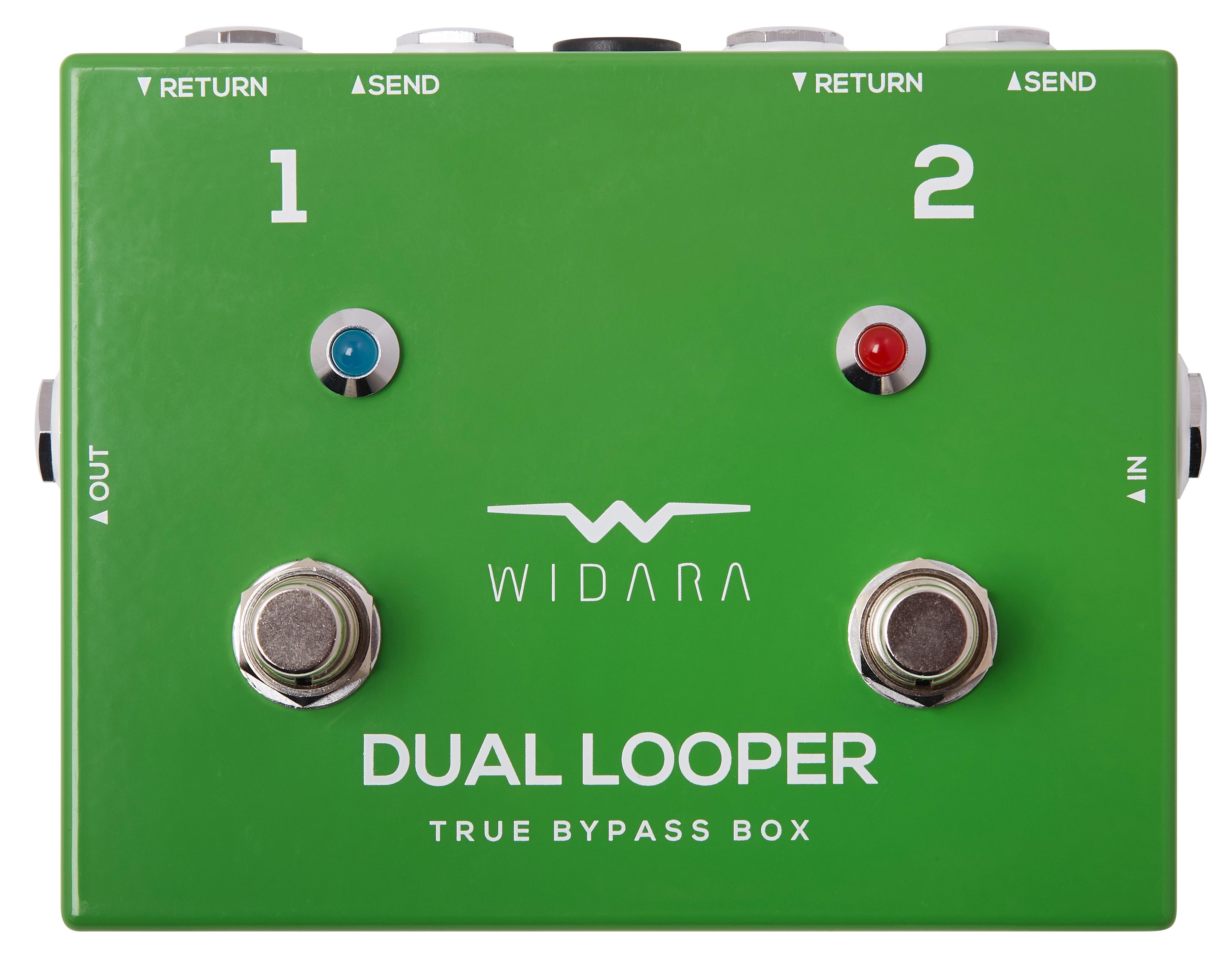 Widara Dual Looper Green